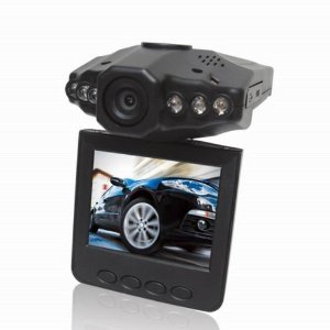 "2.5""TFT LCD液晶フルHD 500P Car DVR Driving Recorder /Support 32GB"