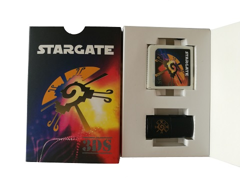 STARGATE 3DS:3DS、2DSサポート