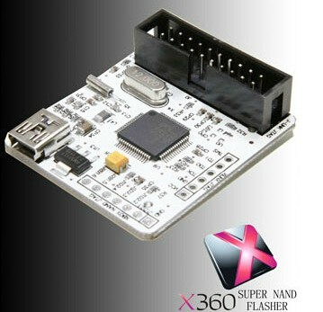 X360 Super Nand Flasher( LPC2148)
