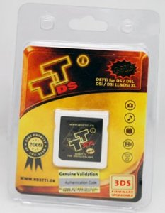 DSTTi GOLD 3DS