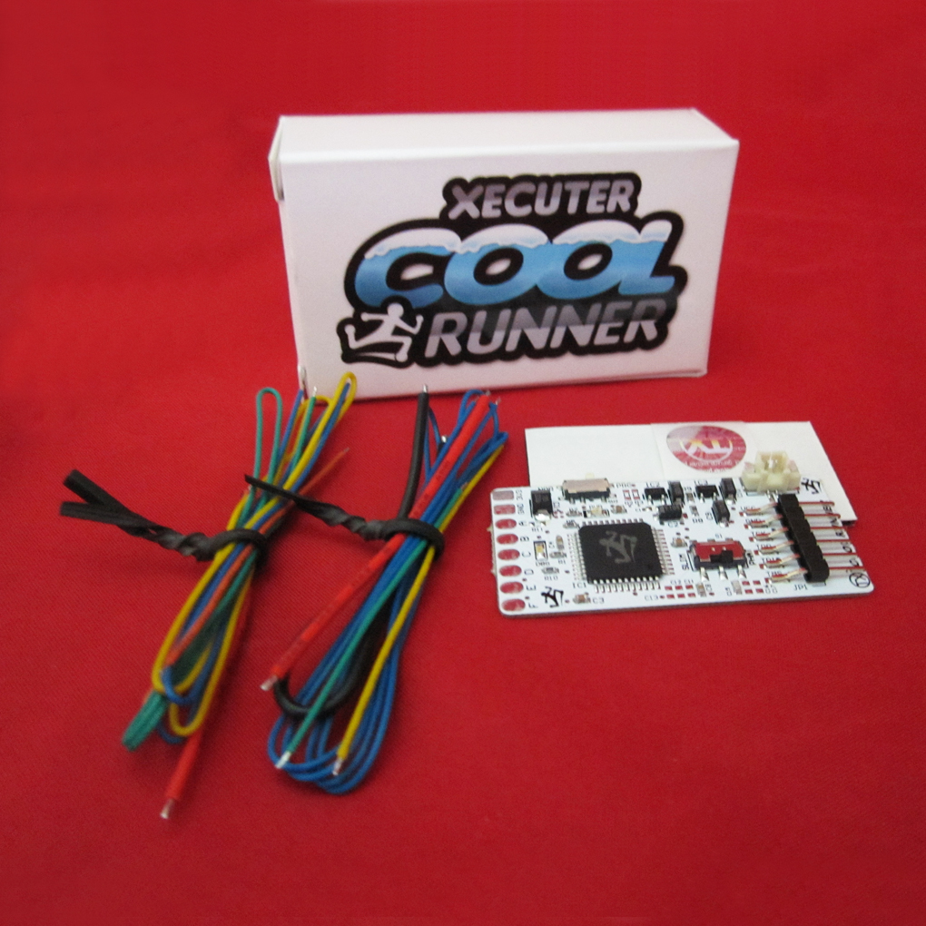 xecuter cool runner XBOX360