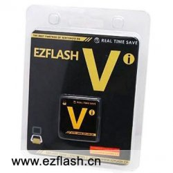 Ez Flash Vi DS本体 (DSi v 1.4.3J & 3DS 4.1.0-8J 直接対応)