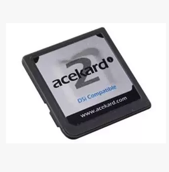 Acekard 2i :3DSの磁石ハック対応